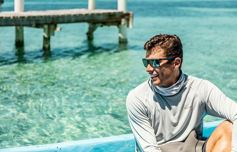 Costa Sunglasses Ambassador - Riccardo Pilurzu