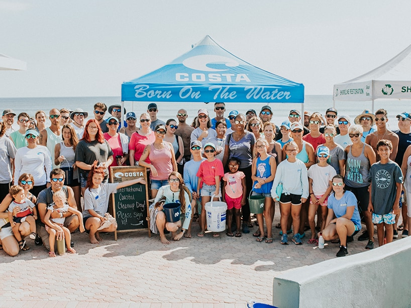 Costa Together with Surfrider